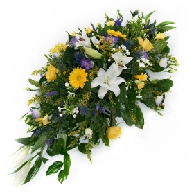 Coffin and Casket Floral
